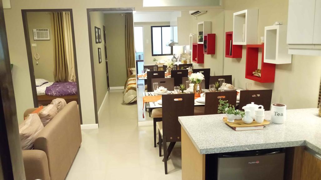 Urban Deca Homes H Cortes 2 Bedroom Grey Property