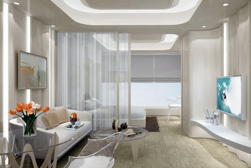 mandani bay suites 1br