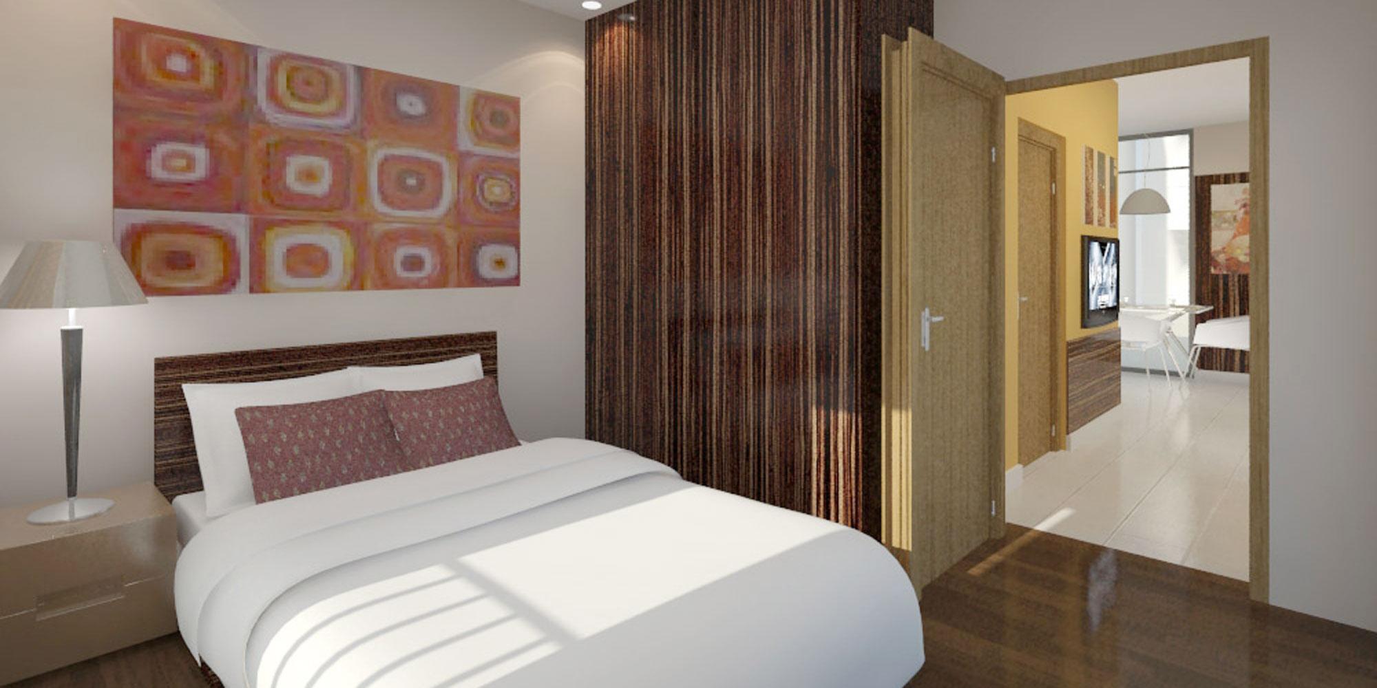 Baseline Residences – 1 Bedroom