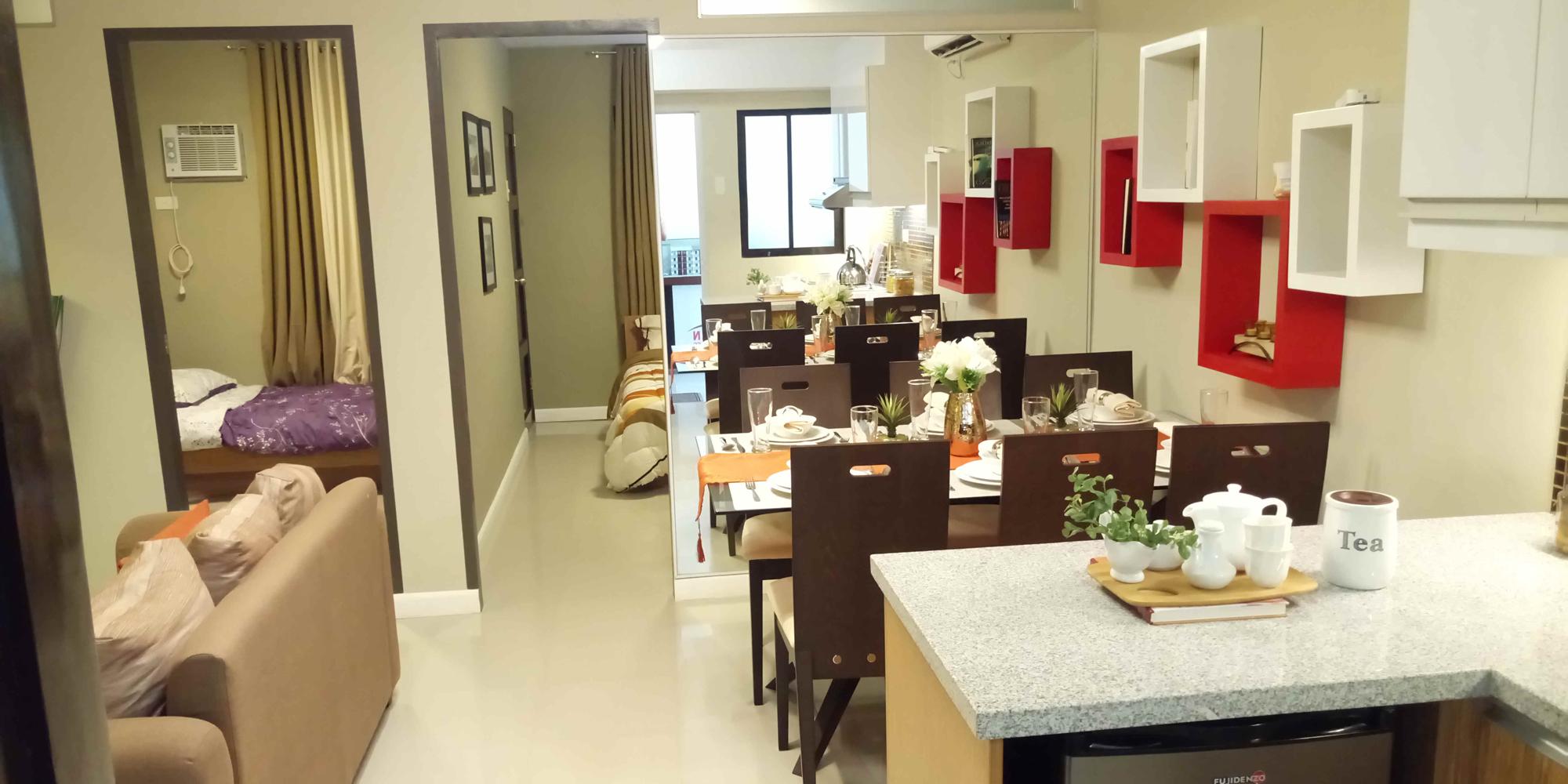 Urban Deca Homes H. Cortes – 2 Bedroom